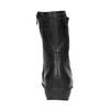 Kožená zimní obuv dámská bata, černá, 594-6269 - 17