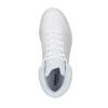 Bílé kotníčkové tenisky adidas, bílá, 501-1741 - 19