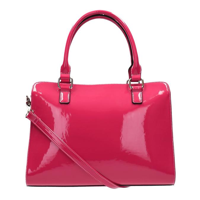 Růžová dámská kabelka bata, růžová, 961-1610 - 26
