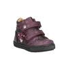 Dětská kotníčková obuv bubblegummer, fialová, 121-9610 - 13