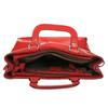 Červená dámská kabelka do ruky bata, červená, 961-5606 - 15