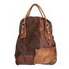 Kožená kabelka s pevnými uchy a-s-98, 966-0001 - 26