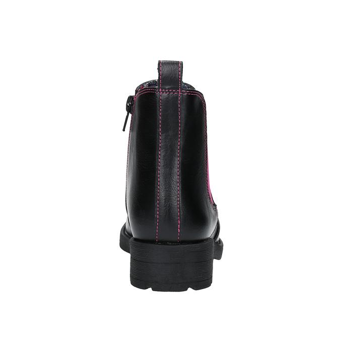Dětské Chelsea Boots mini-b, černá, 321-5602 - 17