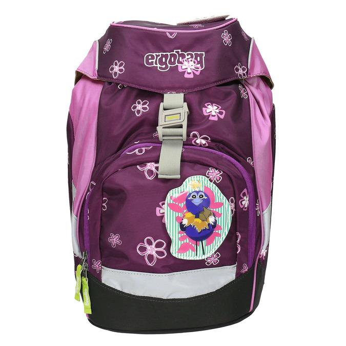 Dívčí školní batoh ergobag, fialová, 969-9098 - 19