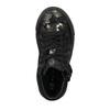 Dětské kožené tenisky se vzorem richter, černá, 326-8008 - 19