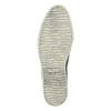 Kožené Slip-on s hadím vzorem bata, šedá, 526-2606 - 26