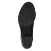 Dámská kotníčková obuv vagabond, černá, 796-6003 - 26