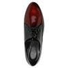 Dámské lakované polobotky classico-and-bellezza, černá, 528-6008 - 19