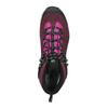 Dámská kožená obuv v Outdoor stylu salomon, fialová, 643-5051 - 19