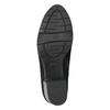 Dámská kotníčková obuv bata, černá, 693-6601 - 26