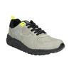 Pánské tenisky na výrazné podešvi bata, šedá, 841-2600 - 13