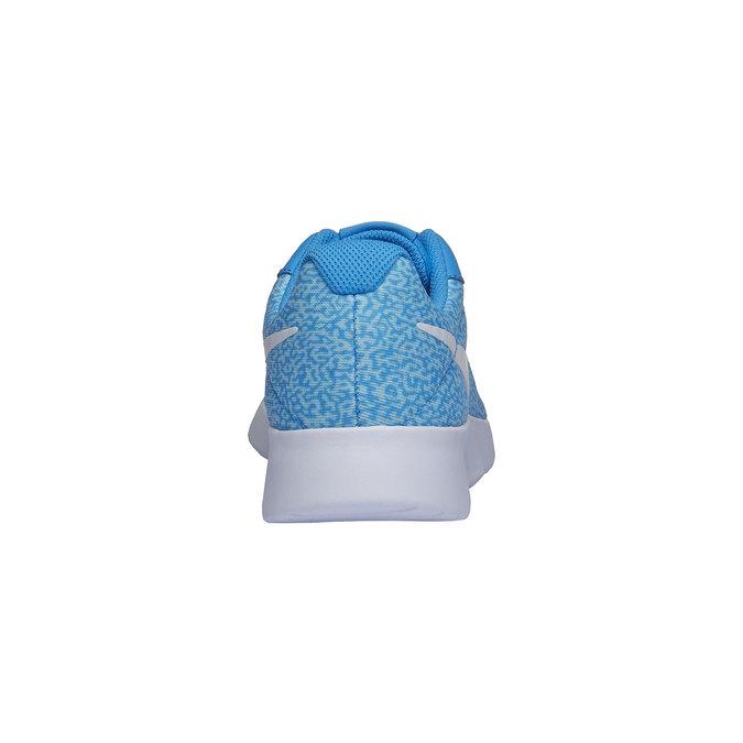 Dámské tenisky ve sportovním stylu nike, modrá, 509-9357 - 17