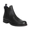 Dámská kožená obuv ve stylu Chelsea u-s-polo-assn-, černá, 516-6072 - 13