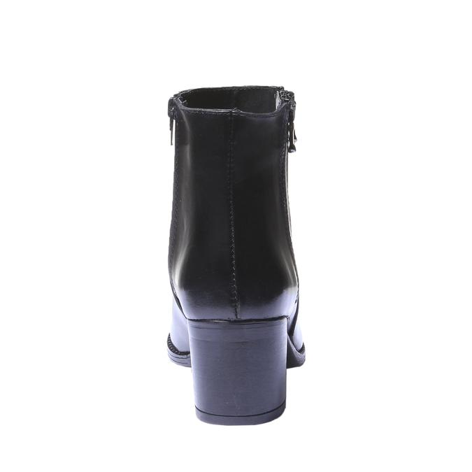 bata, černá, 794-6566 - 17