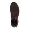 Dámská kožená Chelsea obuv u-s-polo-assn-, červená, 513-5070 - 19