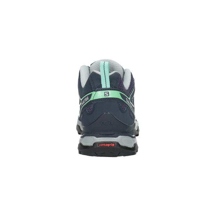 Dámská obuv v Outdoor stylu salomon, modrá, 649-9052 - 17