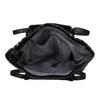Dámská černá kabelka gabor-bags, černá, 961-6006 - 15