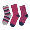 Dětské ponožky 3 páry bata, 919-0497 - 26