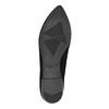Dámské kožené baleríny vagabond, černá, 516-6002 - 26