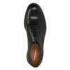 Pánské kožené polobotky vagabond, černá, 824-6003 - 19