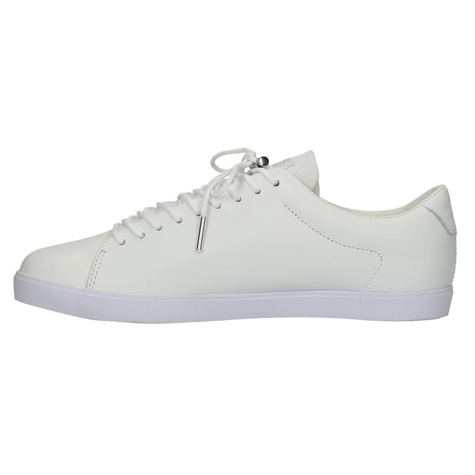 Dámské bílé tenisky le-coq-sportif, bílá, 504-1502 - 26