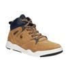 Pánská kotníčková obuv le-coq-sportif, hnědá, 803-3567 - 13