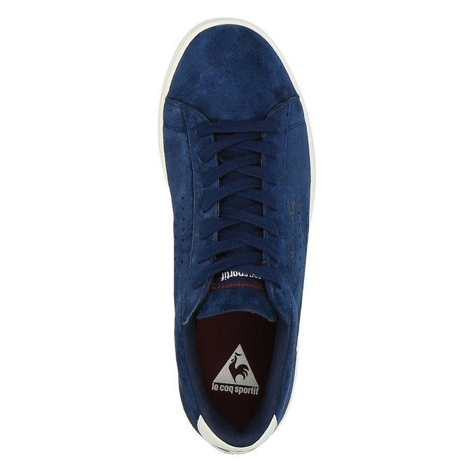 Ležérní pánské tenisky le-coq-sportif, modrá, 806-9492 - 19