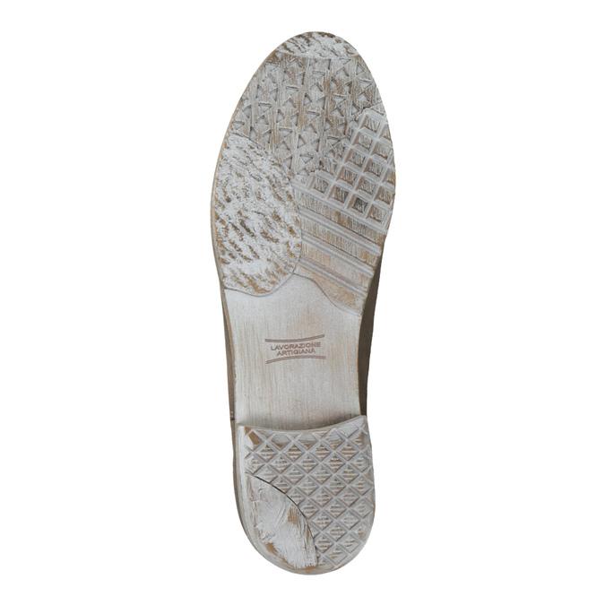 Kožené Chelsea Boots bata, hnědá, 596-4641 - 26