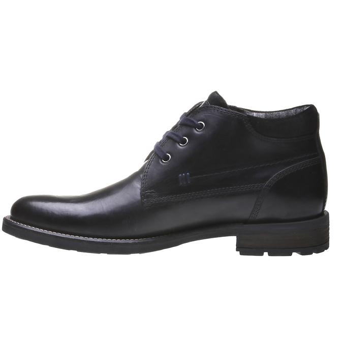Ankle Boots bata, černá, 894-6661 - 15