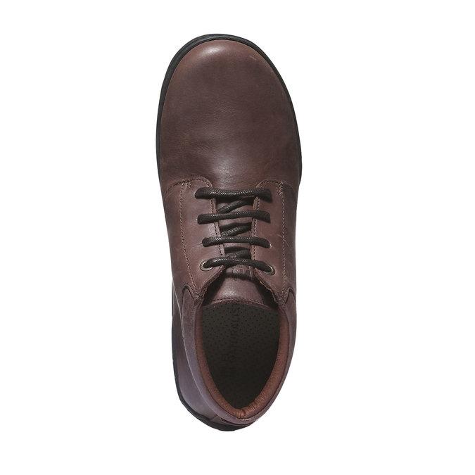 Ankle Boots el-naturalista, hnědá, 896-4018 - 19