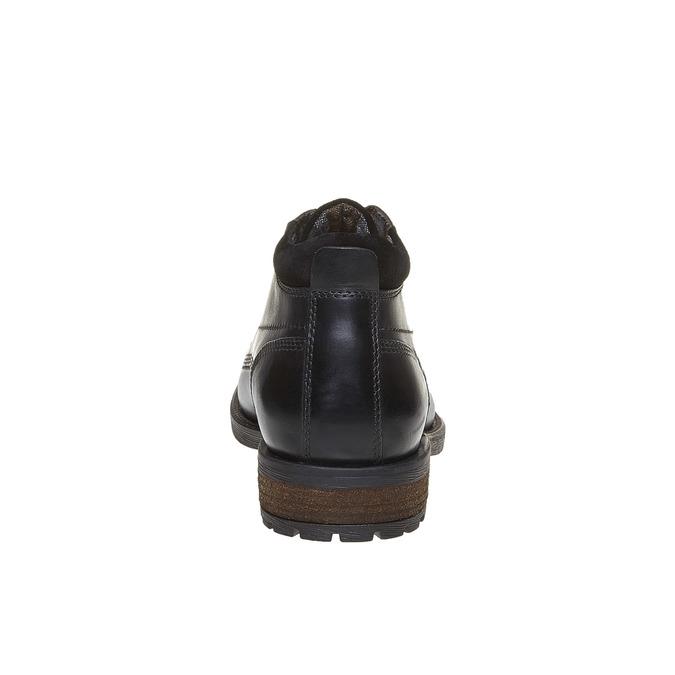 Ankle Boots bata, černá, 894-6661 - 17
