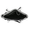 Dámská kabelka s dvojitými uchy bata, černá, 961-6625 - 15