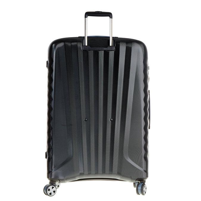 Černý cestovní kufr na kolečkách roncato, černá, 960-6600 - 26