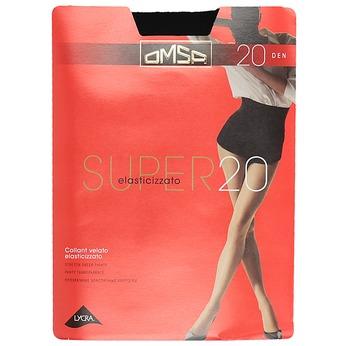 Dámské punčochové kalhoty omsa, šedá, 919-2385 - 13