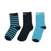 Sada 3 párů dětských bambusových ponožek bata, 919-0604 - 26
