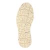Pánská zimní obuv na výrazné podešvi napapijri, hnědá, 899-4002 - 26