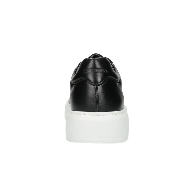 Pánské tenisky na široké podešvi diesel, černá, 804-6800 - 17