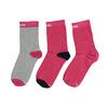 Sada 3 párů dětských bambusových ponožek bata, 919-0600 - 26