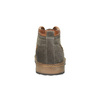 Kožené pánské Chukka Boots bata, hnědá, 893-3652 - 17