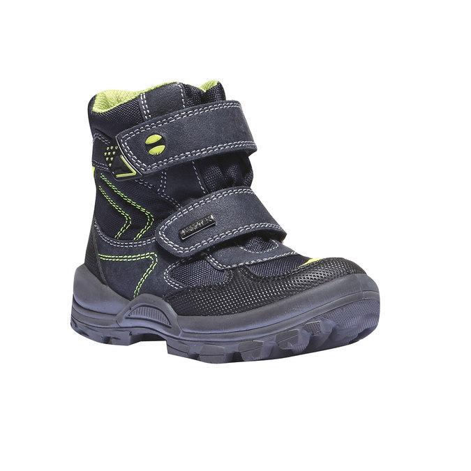 Chlapecká zimní obuv mini-b, šedá, 399-9100 - 13