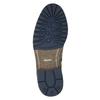 Pánská kotníčková obuv bata, šedá, 893-2651 - 26