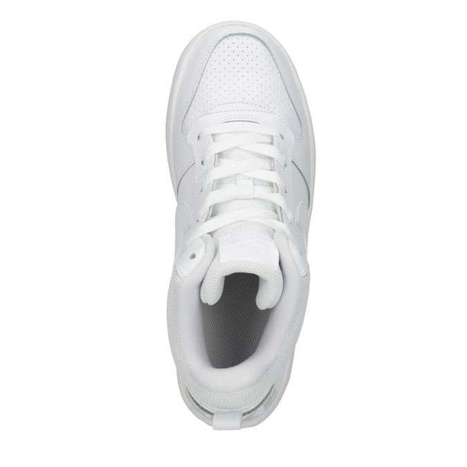 Bílé kotníčkové tenisky nike, bílá, 401-1237 - 19