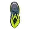 Dětská zimní obuv na suché zipy mini-b, modrá, 391-9100 - 19