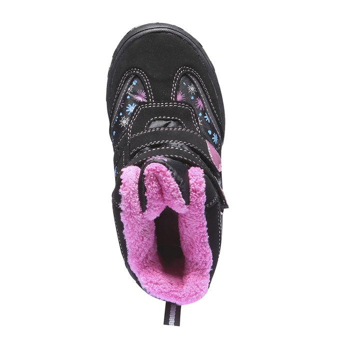 Kids shoes mini-b, černá, 291-6100 - 19