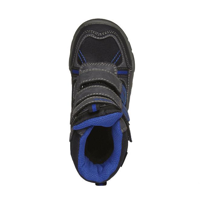 Zimní boty nad kotníky mini-b, šedá, 299-2145 - 19