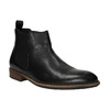 Kožené Chelsea Boots bata, černá, 894-6666 - 13