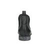 Kožené Chelsea Boots bata, černá, 596-6641 - 17