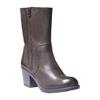 Kožená zimní obuv bata, hnědá, 794-4259 - 13