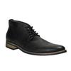 Pánská kotníčková obuv černá bata, černá, 891-6600 - 13