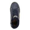 Kotníčkové tenisky se zateplením mini-b, modrá, 491-9600 - 19